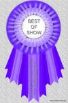 Best of Show Ribbon by MorningGloryMeadows