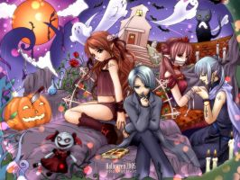 ROF: Halloween Tribute by zeldacw