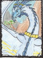 ACEO Request - Aratoro the Ancestor by Meepas
