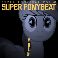 Super Ponybeat Vol. 081 Mock Cover by TheAuthorGl1m0