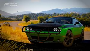 Forza Horizon 2 - Dodge Challenger 392 FAF7 Ed by RyoFox630