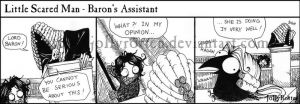 LSM Comic Strip - Assistance by JollyRotten