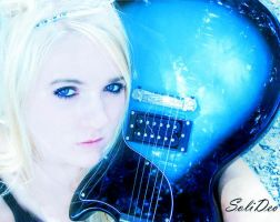 Electric Blue by SoliDeo
