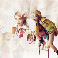 Png Pack (23) Cara Delevingne by 1DSevilay