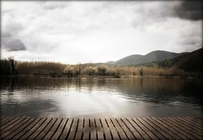 Piediluco Lake by xddevil-it