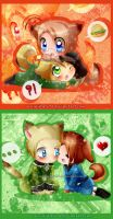 hetalia: puppies :3 by nennisita1234