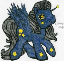Night Star by karadarkthorn