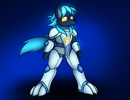 Commission - Nova 2.0 Activated by Ryusuta
