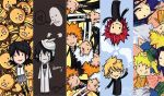 bookmarks: BLEACH, KH, NARUTO by thelovetruck
