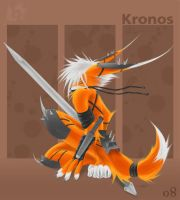 Kronos the assassin by Besonik