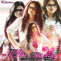 Blend Selena Gomez #9 by VicGomezEditions