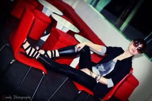 Red Chair II by Rotitawarr