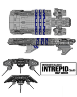 Intrepid-class Carrier by fongsaunder