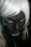 Male Drow Front by Daniphae
