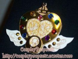 Stars Locket New Angle :D by CosplayPropsEtc