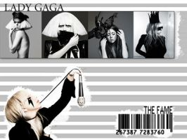 ANOTHER Lady GaGa Wallpaper by browneyedfairy23