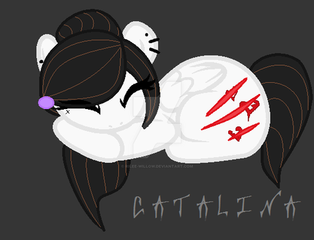 Catalina - Pony Version by Rilee-Willow
