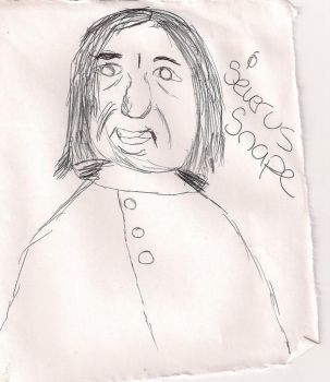 Snape by blah4life