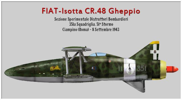 Fiat-Isotta CR.48 Gheppio by db120