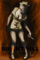 Nurse - Silent Hill by Reckrismgs