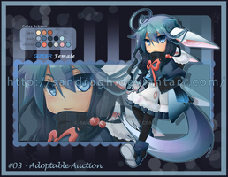 Adoptable Auction #03 [CLOSED] by SandraGH
