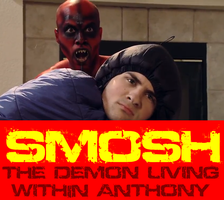 The Demon Living Within Anthony - smosh by samcollends