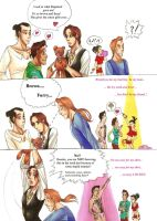 Basic Day With Disney Princes by CarmenFoolHeart