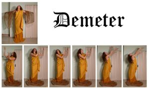 Demeter pack by syccas-stock