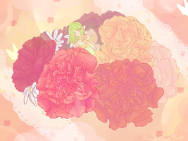 Carnations by PoisonousScones