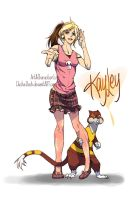 Introducing: Kayley by Elusha-Rush