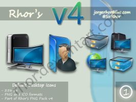Rhor's PNG Pack v4 - Part 1 by Rhor