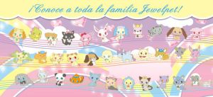 jewelpet by lobabonita