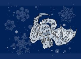 Let it snow dragons tonight... by p-korle