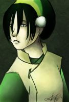 Toph Bei Fong by Countess-Studios