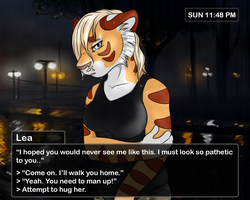 Wild Heart Dating Sim by CthulhuNoodles