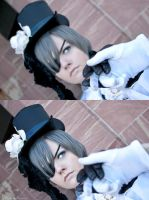 Ciel Cosplay - lordly by Maryru