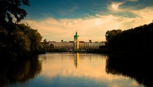 Charlottenburg III by Psychothrone