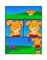 Bunny and Bear and the Lemonade - pg. 20 by JWthaMajestic