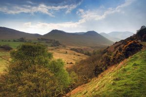 Lake District Fells by scotto