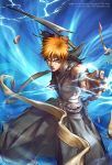 BLEACH - Ichigo's bankai by UdonCrew