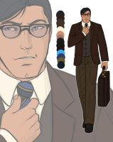 Clark Kent at DP 1.0 by Harseik