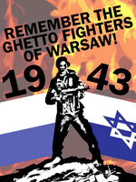 Warsaw Ghetto Uprising Remembered by Party9999999
