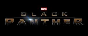 Marvel's BLACK PANTHER - LOGO by MrSteiners