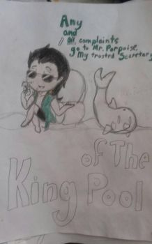 Loki: King of The Pool by SpiritImperialDragon