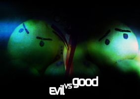 Entry for 'Evil vs. Good' by MDesignN