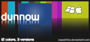 Dunnow Wallpaper Pack by xXPeDr0Xx