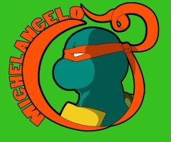Michelangelo Art Nouveau by CJJennings