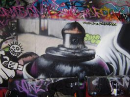 the can man by DONES1