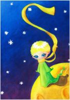 The Little Prince 1 by Elfain