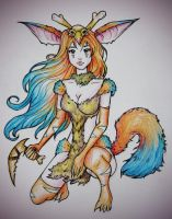 Female Gnar by Felanka